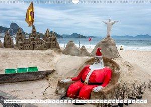 Bilder aus Brasilien (Wandkalender 2021 DIN A3 quer)