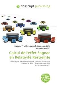 Calcul de l\'effet Sagnac en Relativité Restreinte