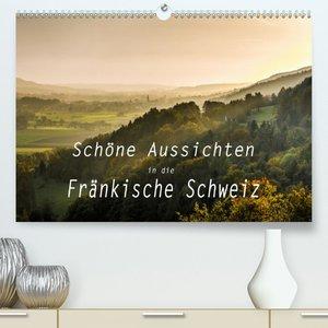 Schöne Aussichten in die Fränkische Schweiz (Premium, hochwertig