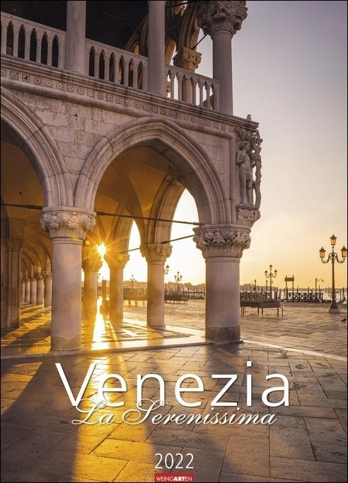 Venezia Kalender 2022