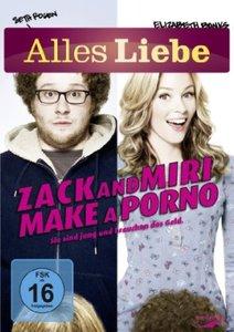 Zack and Miri make a Porno, 1 DVD