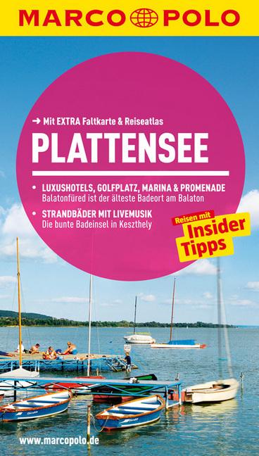 MARCO POLO Reiseführer Plattensee