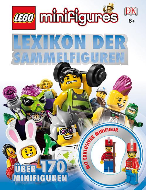 LEGO® Minifigures Lexikon der Sammelfiguren