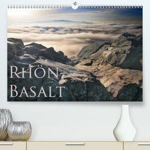 Rhön - Basalt (Premium, hochwertiger DIN A2 Wandkalender 2021, K