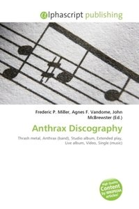 Anthrax Discography