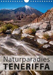 Teneriffa Naturparadies (Wandkalender 2021 DIN A4 hoch)