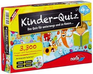 Zoch 606013595 - Kinder-Quiz für schlaue Kids, ab 4 Jahren