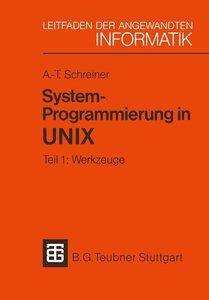 System-Programmierung in UNIX