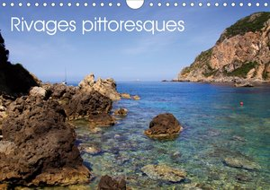 Rivages pittoresques (Calendrier mural 2021 DIN A4 horizontal)