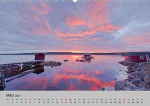 Neufundland 2021 (Wandkalender 2021 DIN A2 quer)