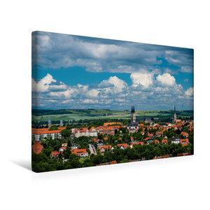 Premium Textil-Leinwand 45 cm x 30 cm quer Ein Motiv aus dem Kalender Halberstadt 2017