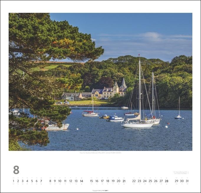 Cornwall Kalender 2022