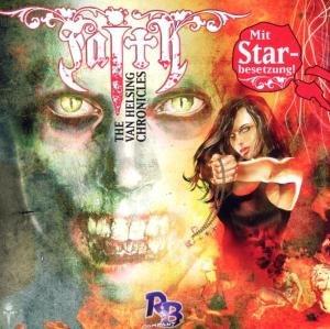 Faith -The Van Helsing Chronicles - Lucifers Tränen, 1 Audio-CD