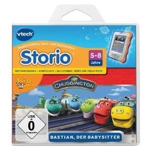 VTech 80-281604 - Storio Lernspiel: Chuggington