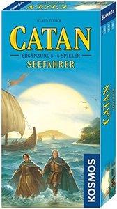 Catan - Seefahrer Ergänzung für 5 - 6 Spieler