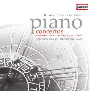 Staier, A: Klavierkonzerte