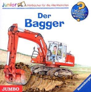 Der Bagger, 1 Audio-CD