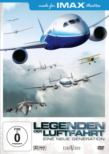 IMAX(R): Legenden der Luftfahrt (DVD)