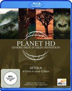 Afrika, 1 Blu-ray