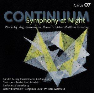 CONTINUUM. Symphony at Night / CD