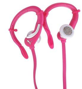 Puma 360 Pro Performance Sport Headset In-Ear + Mic, pink