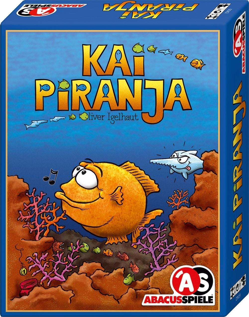 Abacusspiele 6042 - Kai Piranja