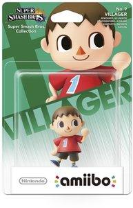 Amiibo - Super Smash Bros. Collection - No. 9 VILLAGER
