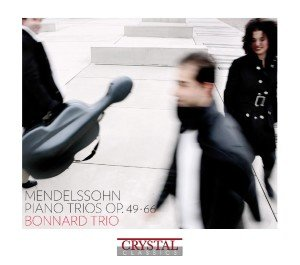 Piano Trios Op.49- 6, 1 Audio-CD