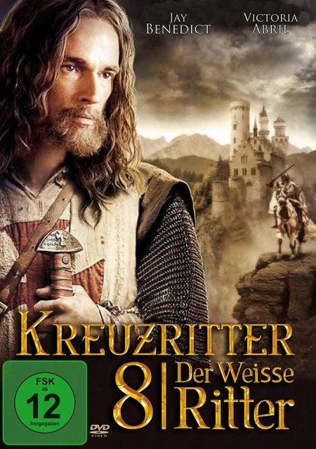 Die Kreuzritter 8 - Der weiße Ritter