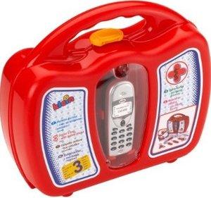 Theo Klein 43504 - Arztkoffer mit Handy