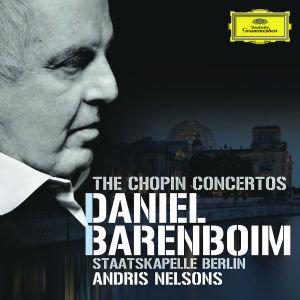 The Chopin Concertos, 1 Audio-CD