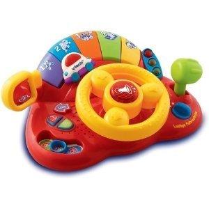 VTech Baby 80-111604 - Lustige Fahrschule