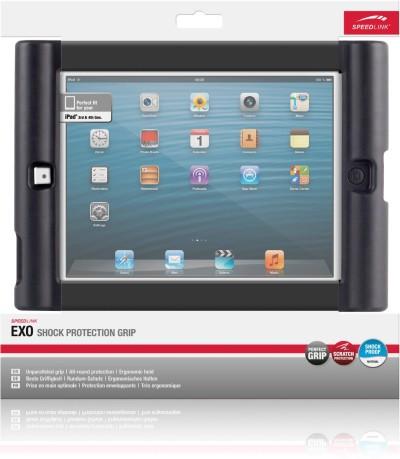 Speedlink SL-7180-BK Exo Shock Protection Grip für Apple iPad 3/
