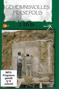 Geheimnisvolles Persepolis. Die Etrusker. Athens versunkener Schatz, 3 DVDs