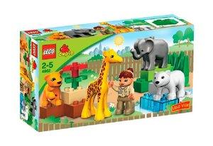 LEGO® Duplo 4962 - Tierbabys