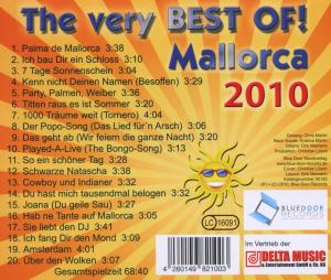 Mallorca 2010-The very Best Of!