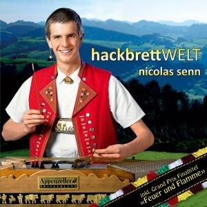 Hackbrettwelt, 1 Audio-CD