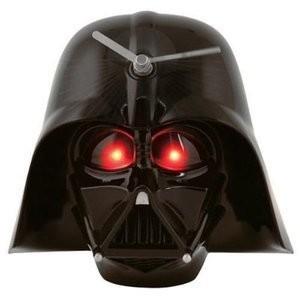 Joy Toy 21340 - Star Wars: Wanduhr Darth Vader Helm