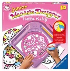 Ravensburger 29736 - JUNIOR Mandala-Designer® Hello Kitty