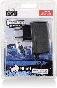 RUSH Power Supply - Netzteil für PSP, schwarz