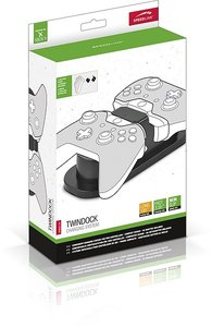 TWINDOCK Charging System - for Xbox One, black