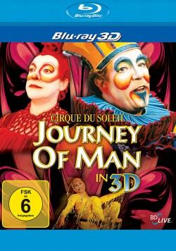 Cirque du Soleil - Journey of man 3D