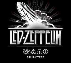 Led Zeppelin Family Tree