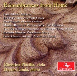 Placilla, C: Erinnerungen An Zu Hause