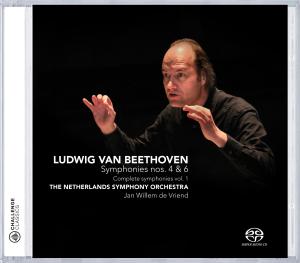 Sinfonien 4 & 6 (Complete Sinfonien vol.1)