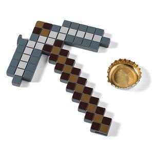 Minecraft - Pickaxe Bottle Opener (Flaschenöffner)
