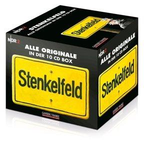 Stenkelfeld, Alle Originale, 10 Audio-CDs