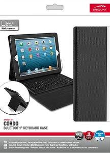 Speedlink SL-7164-BK CORDO Bluetooth Keyboard Case - Tasche mit