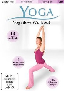 Yoga Yogaflow Workout, DVD
