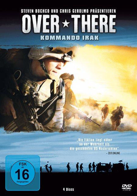 Over There - Kommando Irak